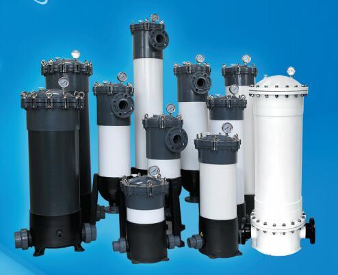 过滤器 UPVC精密过滤器 塑料过滤器 化工行业滤芯过滤器